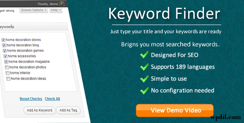 KeywordFinder,premium,wordpress,seo,plugins,plugin,seo plugin,wp