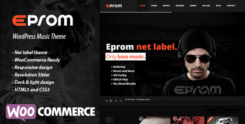 Eprom,entertainment,wordpress,themes,theme,wp,premium