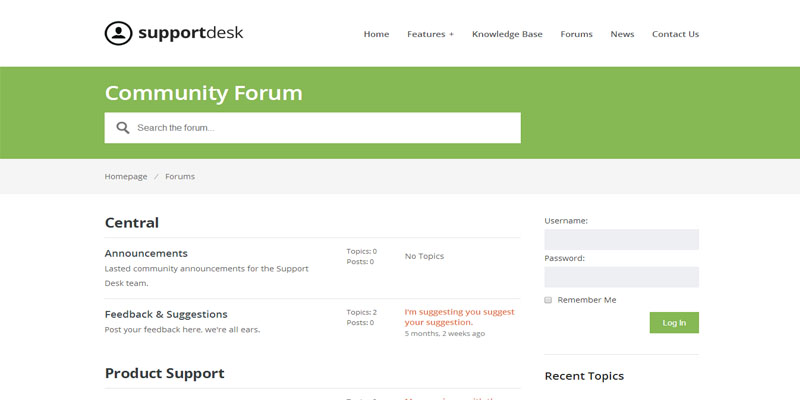supportdesk,buddypress,forum,bbpress,wordpress,theme